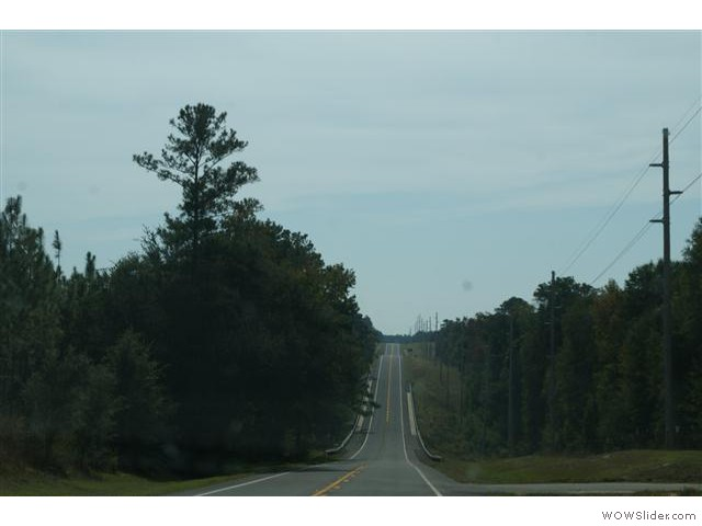 Georgia; uitgestorven wegen