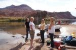 Aan de oever van de Colorado river.jpg