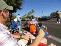 Parade Veteranendag