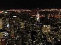 uitzicht vanaf Empire State Building