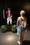 George Washington, de eerste president van de Verenigde Staten