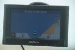 Padre Island: volgens de navigatie rijden we in zee