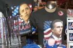 een nek aan nek race. Volgens de laatste peilingen loopt Romney voor.