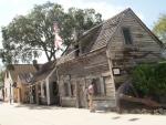 Het oudste houten schooltje