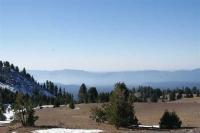 op ruim 2000 meter en alles wat je ziet is lava, lava, lava