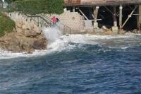 voor de kust van Monterey